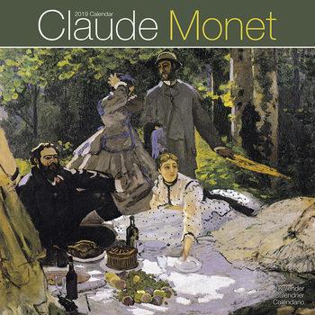 Calendar 2019  Monet