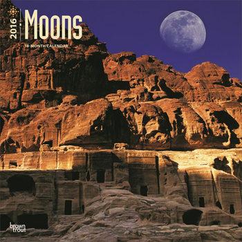 Calendar 2019  Moons