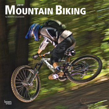 Calendar 2019  Mountain Biking