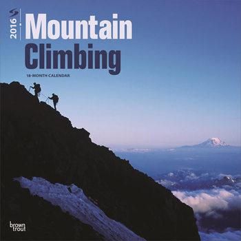 Calendar 2017 Mountain Climbing