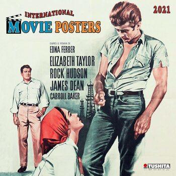Calendar 2021 Movie Posters