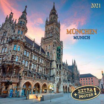 Calendar 2021 Munich