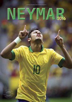 Calendar 2018 Neymar