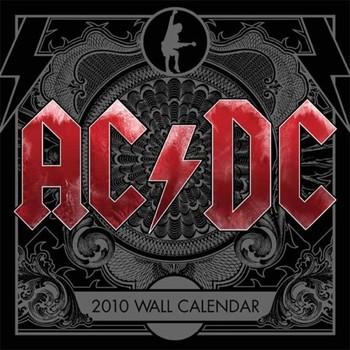 Calendar 2021 Official Calendar 2010 AC/DC