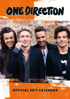 Calendar 2017 One Direction