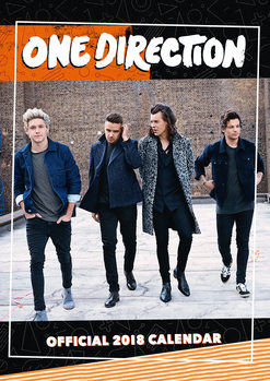 Calendar 2018 One Direction