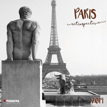 Calendar 2019  Paris Retrospective