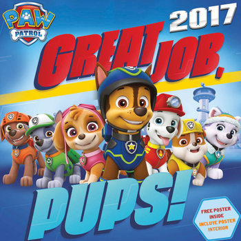Calendar 2017 Paw Patrol
