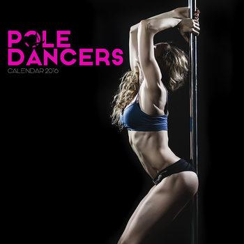 Calendar 2021 Pole Dancers