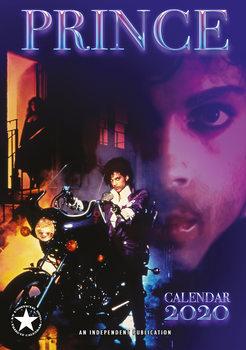 Calendar 2020  Prince