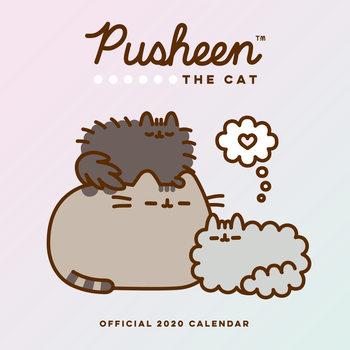 Calendar 2020  Pusheen