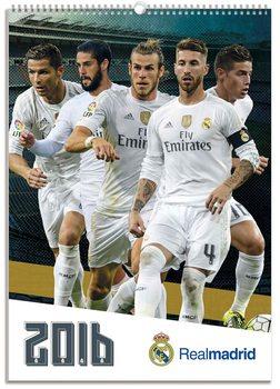 Calendar 2017 Real Madrid CF