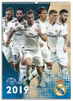 Calendar 2019  Real Madrid