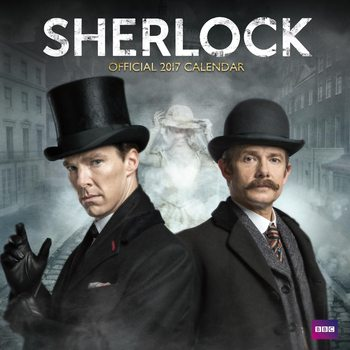 Calendar 2017 Sherlock
