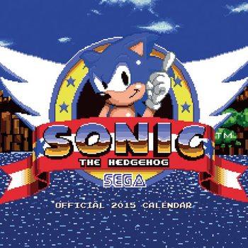 Calendar 2021 Sonic