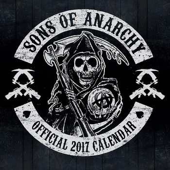 Calendar 2017 Sons of Anarchy