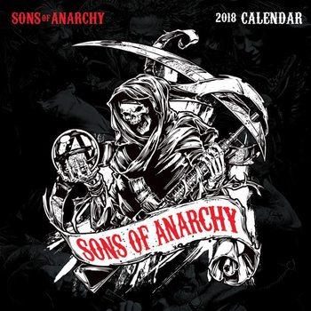 Calendar 2018 Sons Of Anarchy