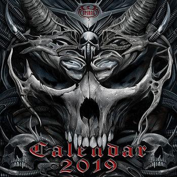 Calendar 2019  Spiral