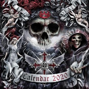 Calendar 2020  Spiral