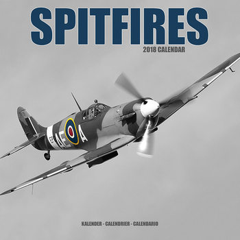 Calendar 2020  Spitfires