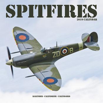 Calendar 2019  Spitfires