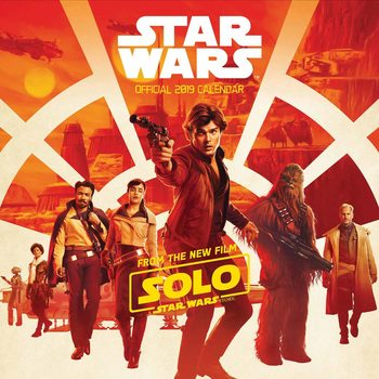 Calendar 2019  Star Wars – Hans Solo