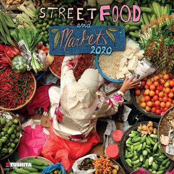 Calendar 2020  Street Food