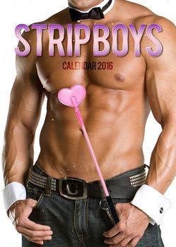 Calendar 2021 Strip Boys