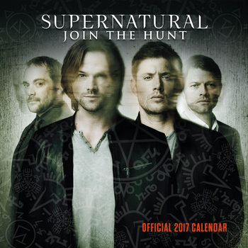 Calendar 2017 Supernatural