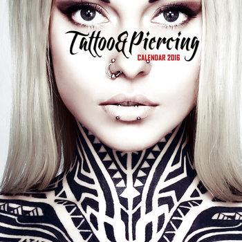 Calendar 2021 Tattoo & Piercing