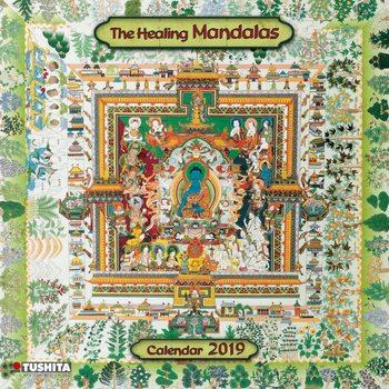 Calendar 2019  The Healing Mandalas