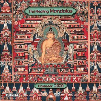 Calendar 2020  The Healing Mandalas