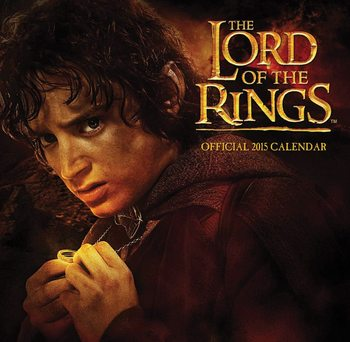 The Lord Of The Rings - Calendar 2016