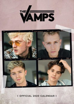 Calendar 2020  The Vamps