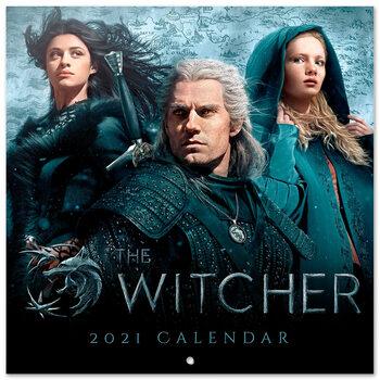 Calendar 2021 The Witcher