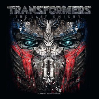 Calendar 2018  Transformers
