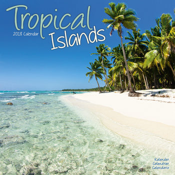 Calendar 2018 Tropical Islands