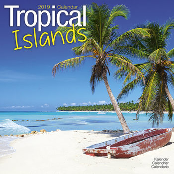 Calendar 2019  Tropical Islands