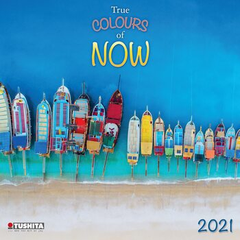 Calendar 2021 True Colours of Now