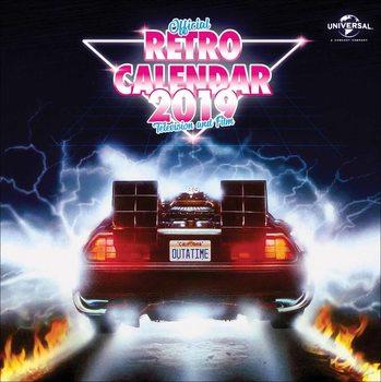 Calendar 2019  Universal Classic Movie – TV Posters