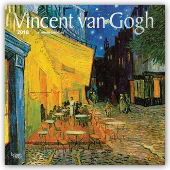 Calendar 2018 Vincent van Gogh