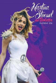 Calendar 2021 Violetta