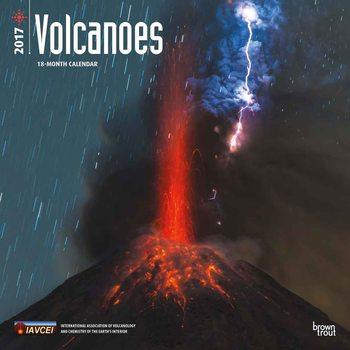 Calendar 2019  Volcanoes