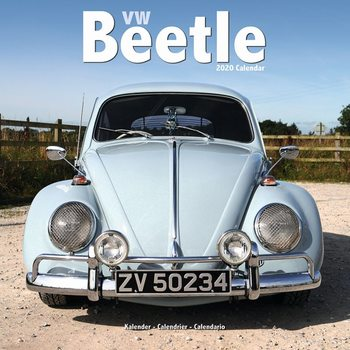 Calendar 2020  VW Beetle
