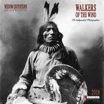 Calendar 2018  Walkers of the Wind