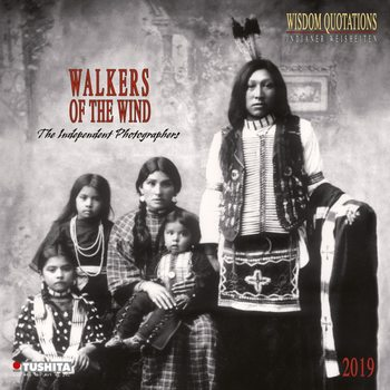 Calendar 2019  Walkers of the Wind