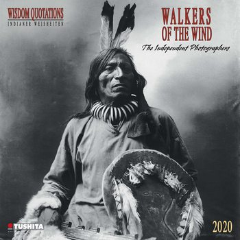 Calendar 2020  Walkers of the Wind