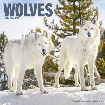 Calendar 2019  Wolves