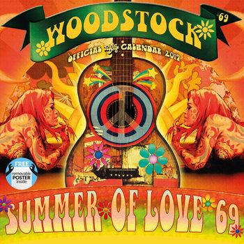 Calendar 2017 Woodstock