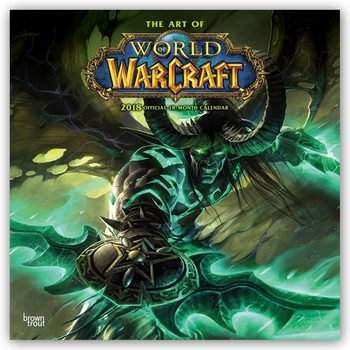 Calendar 2018 World of Warcraft